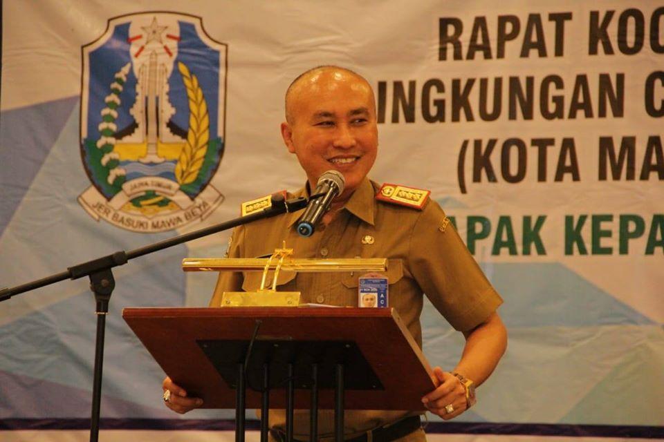 Kepala Dinas Pendidikan Provinsi Jawa Timur Melakukan Rapat Koordinasi Pendidikan dan Pembinaan Di Lingkungan Cabang Dinas Pendidikan Wilayah Madiun