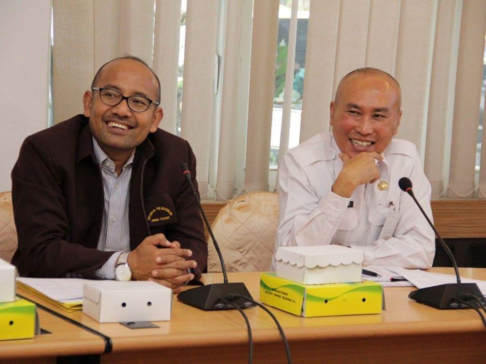 Dewan Pendidikan Provinsi Jawa Timur Melakukan Audiensi Bersama Dinas Pendidikan Provinsi Jawa Timur