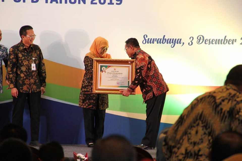 Dinas Pendidikan Provinsi Jawa Timur Kembali Berhasil Meraih 2 Penghargaan Bergengsi