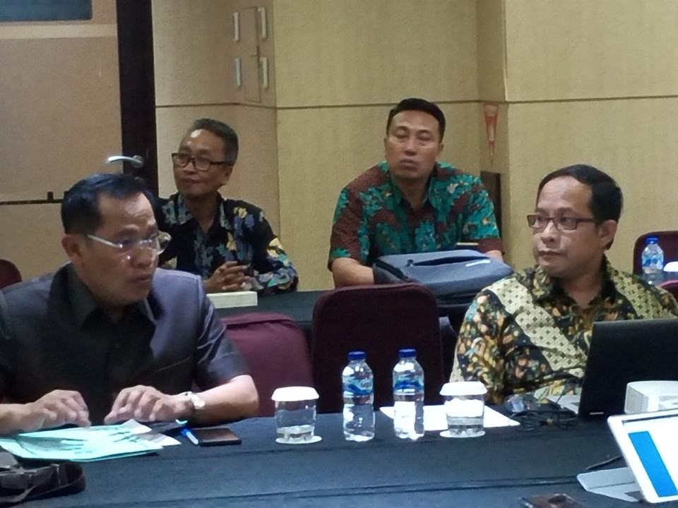Dinas Pendidikan Provinsi Jawa Timur Melakukan Presentasi Profil dan Program 33 Daerah Pada Nominasi Anugerah Ki Hajar 2019