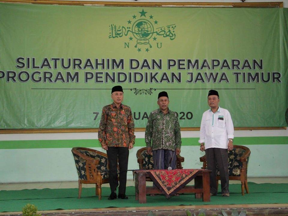 Kepala Dinas Pendidikan Provinsi Jawa Timur Menghadiri Kegiatan