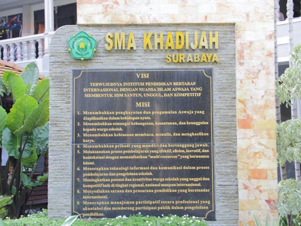 Kepala Dinas Pendidikan Provinsi Jawa Timur Bapak Dr. Ir. Wahid Wahyudi MT melakukan peninjauan langsung pelaksanaan USP-BKS di beberapa sekolah di Surabaya
