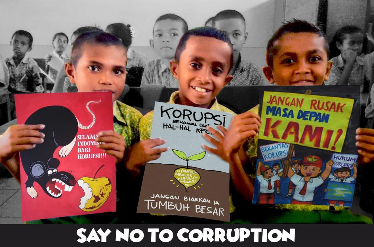 Pendidikan Anti Korupsi Sejak Dini